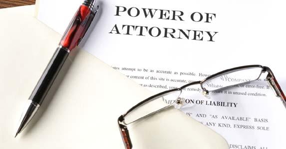 Ohio BMV Power Of Attorney