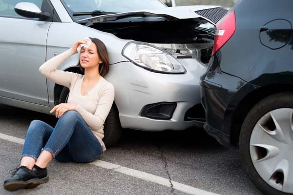 Car Accident and Suffer An Injury